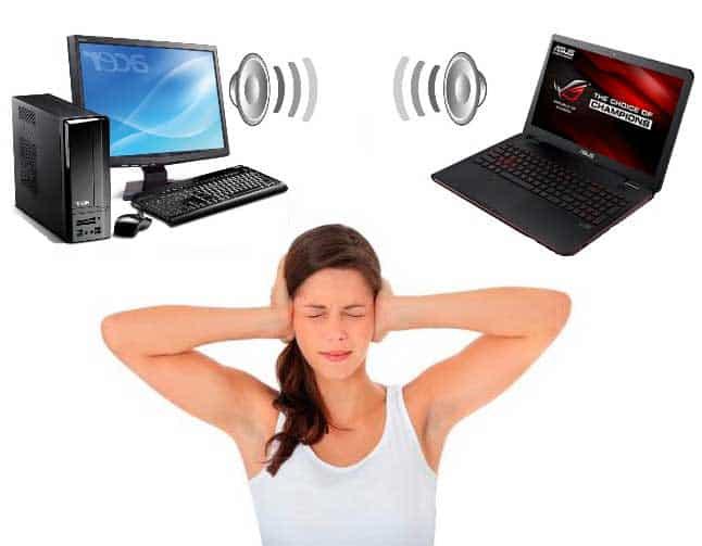 Что делать, если сильно шумит компьютер