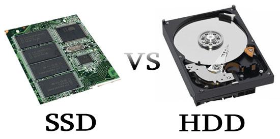 Отличие SSD диска от жесткого диска и параметры выбора