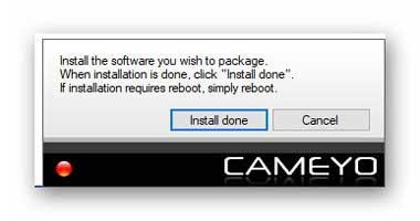 Cameyo портативные программы