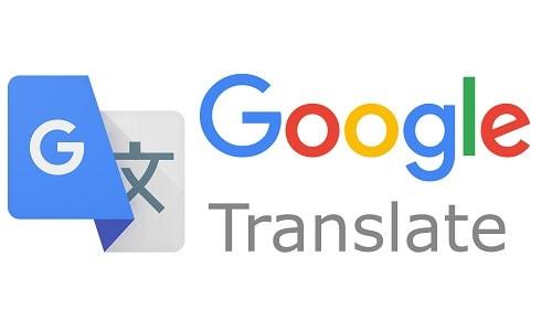 переводчик на смартфон Google Translate