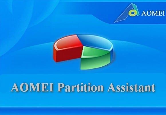 AOMEI Partition