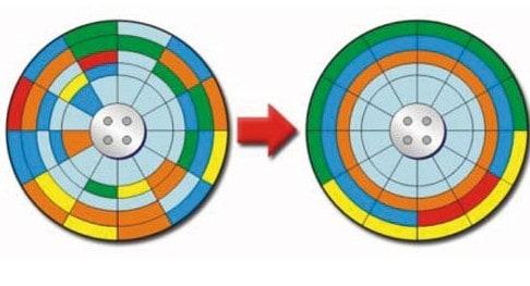 Дефрагментация жесткого диска на Windows 7