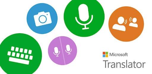 переводчик на смартфон Microsoft
