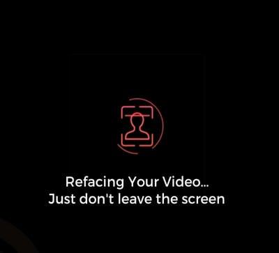 процесс обработки видео